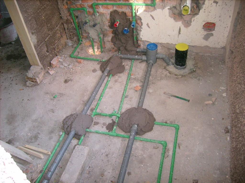 Impianto bagno schema idee per la casa - Schema impianto scarico bagno ...
